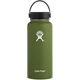 Hydro Flask Wide Mouth Flex Bottle 946ml Olive